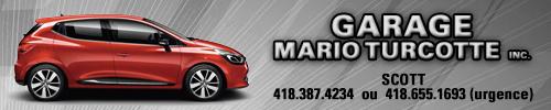 Garage Mario Turcotte Inc.
