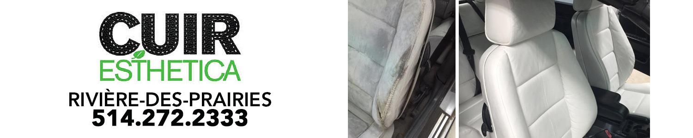 Cuir Esthetica-Réparation de cuir et vinyle