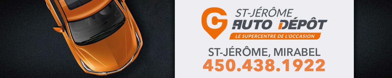 St-Jérôme Auto Dépôt