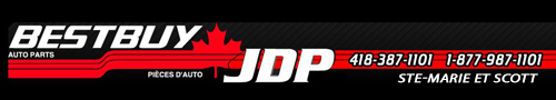 Bestbuy JDP Pièces & Accessoires de performances
