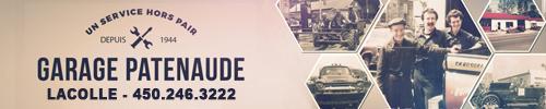 Garage Patenaude Inc.