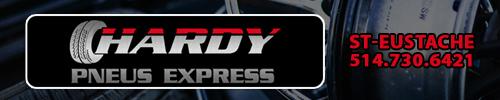 Hardy pneus express