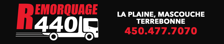 440 Remorquage - Remorquage et transport à Terrebonne