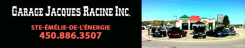 Garage Jacques Racine Inc - Remorquage