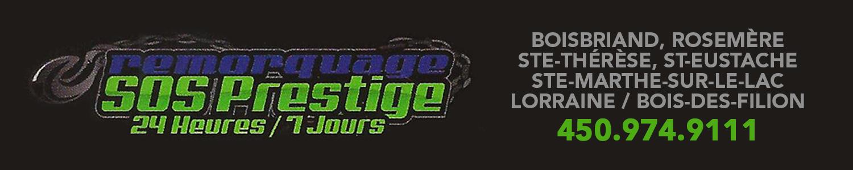 Remorquage SOS Prestige