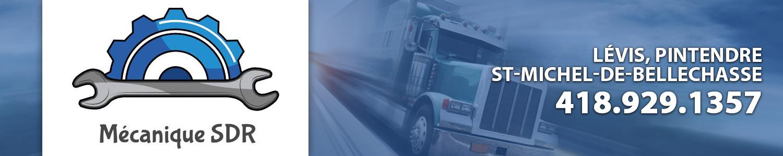 Mécanique SDR dépannage routier