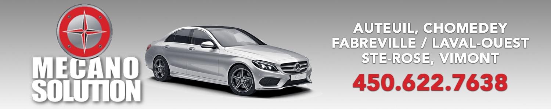 Garage Mécano Solution spécialisation Mercedes