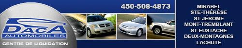 Autos Usagées D.A.C.A Inc.